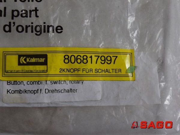 Kalmar Części zamienne - Typ: KNOPF FUR SCHALTER 806817997