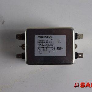 Kalmar Elektryka - Typ: FILTER 1121/85572