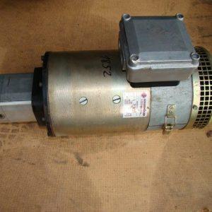 Baumann Silniki elektryczne i części do silników - Typ: 5017445 schabmuller D-92334 Berching 8008920  50017445