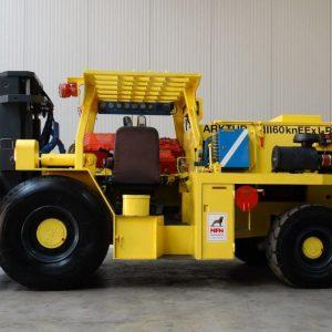 Herbst - ATAIR Wózek widłowy z napędem Diesel