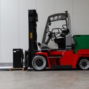 Kalmar Wózek widłowy kompaktowy